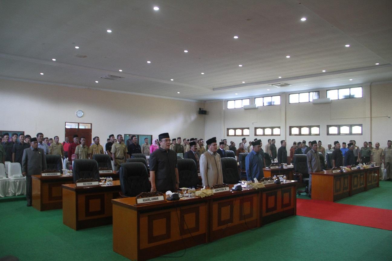 Anggota DPRD Kabupaten Lingga