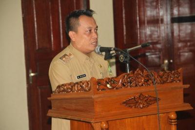 Wakil Bupati Lingga, M.Nizar
