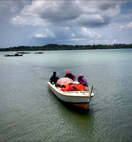 Jemput Keluarga Dari Pulau Granting, Batam, Warga Suak Buaya Diminta Lakukan Isolasi Mandiri