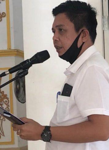 Hasil Rapid Tes 75 Orang Karyawan di Lingkungan RSUD Dabo, Non-Reaktif