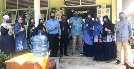 SMP Negeri 2 Singkep Laksanakan PPDB