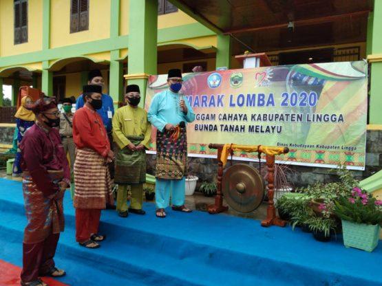 Peringati Hari Museum Indonesia, Dinas Kebudayaan Kabupaten Lingga Gelar Semarak Lomba 2020