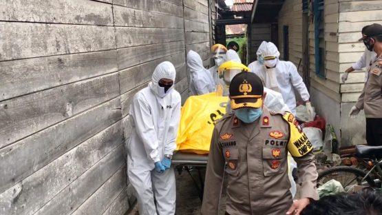 Ditemukan Sesosok Mayat di Dalam Rumah di Belakang Pasar Ikan Dabo