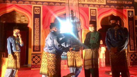 Desa Marok Kecil Raih Juara Umum I di STQ IV Tingkat Kecamatan Singkep Selatan