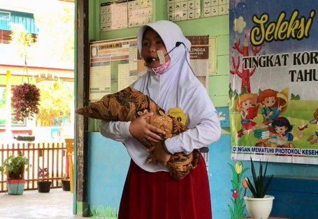 Dinas Perpustakaan dan Kearsipan Kabupaten Lingga Rampungkan Seleksi Lomba Bercerita Anak Tingkat Korwil