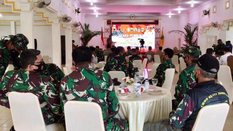 Kodim 0315 Bintan Gelar TMMD di Kabupaten Lingga