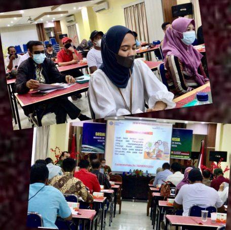Dinas Tenaga Kerja dan Transmigrasi Kabupaten Lingga Gelar Sosialisasi PP Nomor 35 Tahun 2021