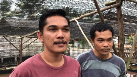 Manfaatkan Masa Pandemik, Yusri, Dosen di Lingga Buka 90 Kolam Ikan Lele