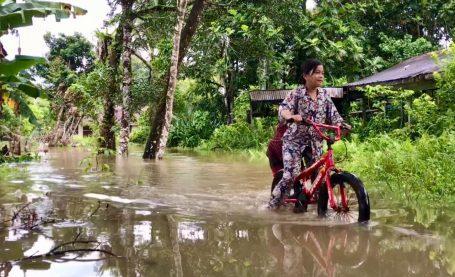 Camat Singkep Berharap Tahun Depan Sudah Ada Kegiatan Pembenahan Daerah Banjir