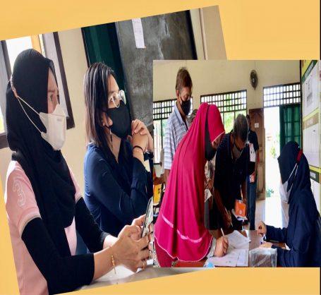 KPU Lingga Sosialisasikan Pendidikan Pemilih