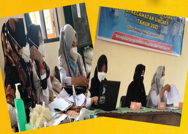 Puskesmas Dabo Lama Gelar Lokakarya Tribulanan Kecamatan Singkep III