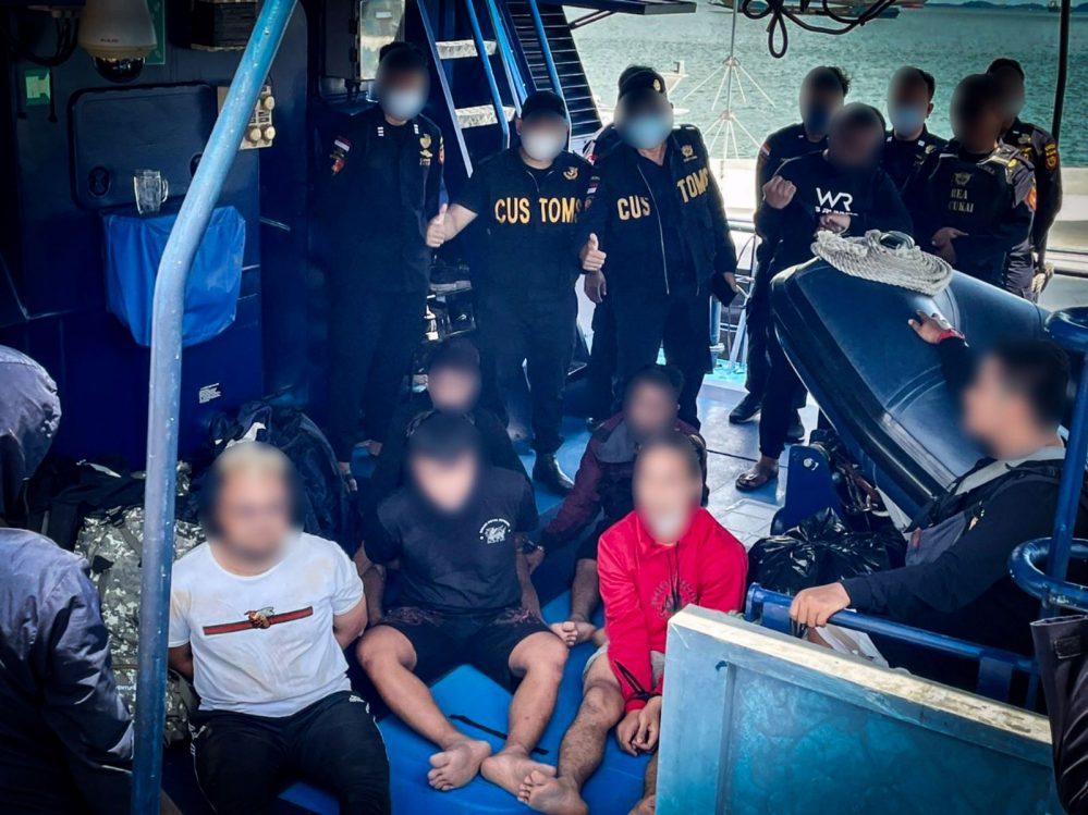 "Kepri Masih Jadi Jalur ""Seksi' Penyelundupan Narkoba"